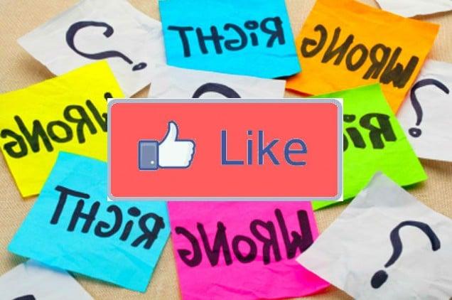 Social Media Sins