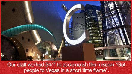 Case Study - Las Vegas Market