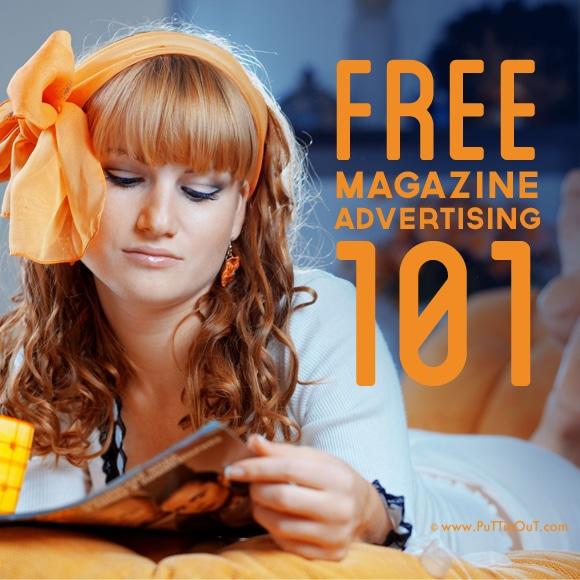 Free Magazine Advertising 101