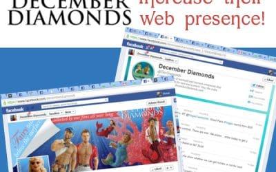 How We Did it: December Diamonds